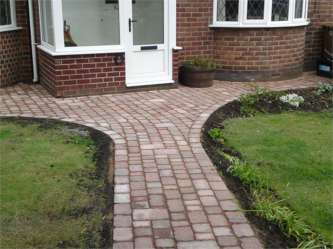 Jewsons Block Paving >> Checked and Vetted